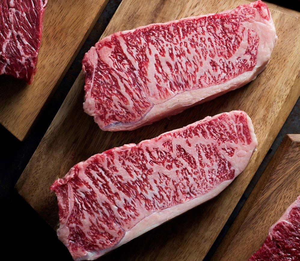 Carrara  Striploin